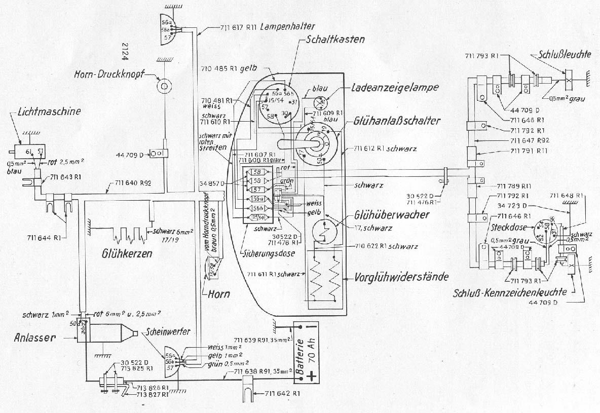 Berühmt Schaltplan Außerhalb Des Schaltkastens Ideen - Der ...